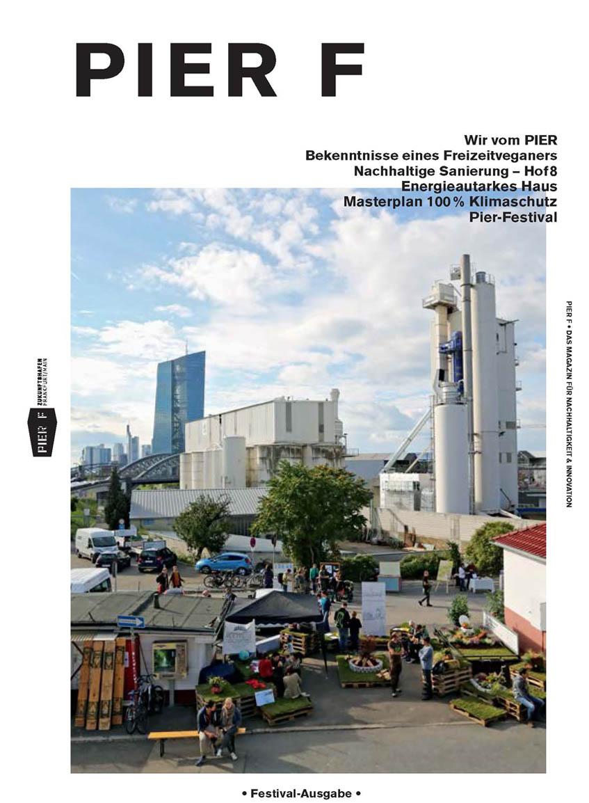 Cover Pier F Magazin