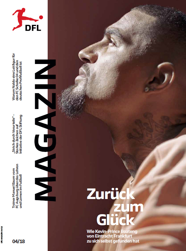 Cover Bundesliga Magazin
